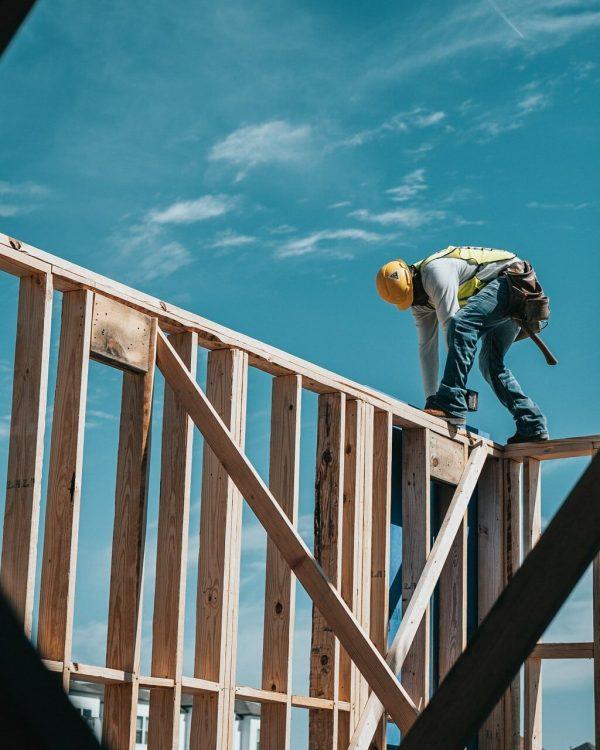 Byggarbetare inom bygg